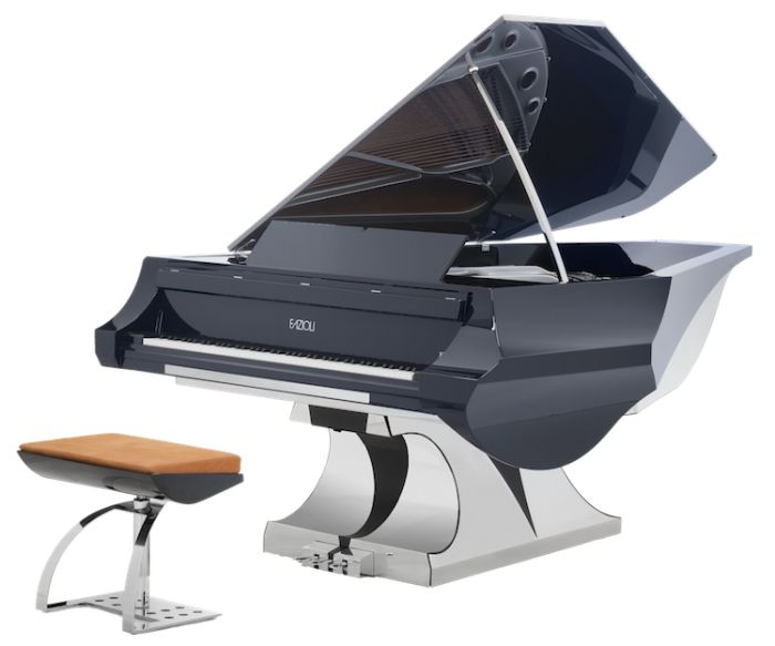 12 best modern pianos images on pinterest grand pianos musical fazioli aria piano designed by nyt line perfect modern piano for living room or yacht fandeluxe Gallery