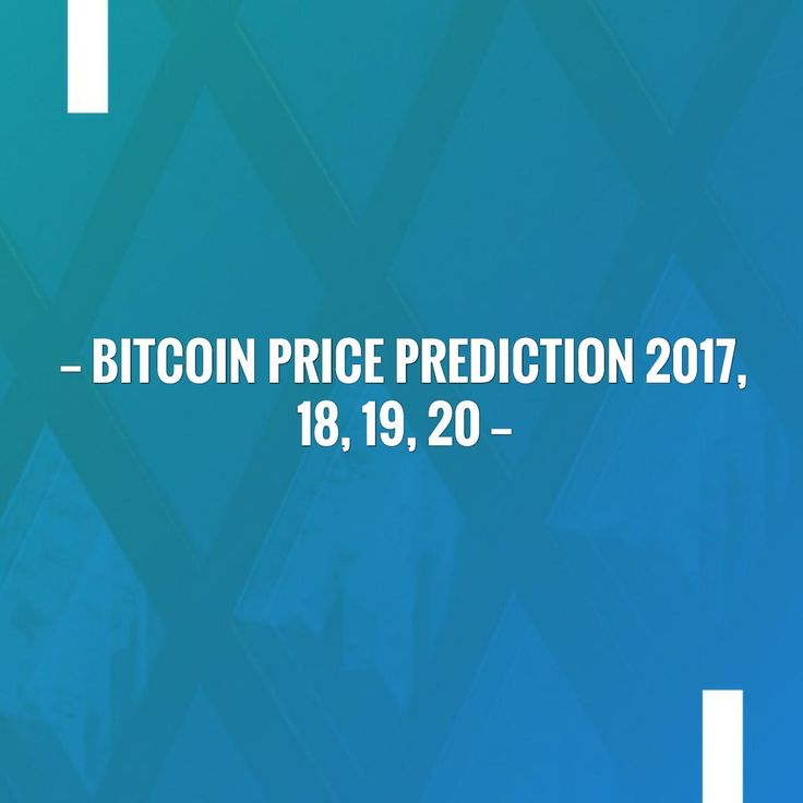 Take a peek into my blog here 👀 Bitcoin Price Prediction 2017, 18, 19, 20 https://risingfeed.com/btc/bitcoin-price-prediction-2017-18-19-20/?utm_campaign=crowdfire&utm_content=crowdfire&utm_medium=social&utm_source=pinterest