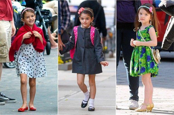 Celebrity Kids' Style: Suri Cruise