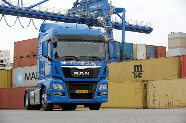2015 MAN TGX voor Van Berkel Veghel
