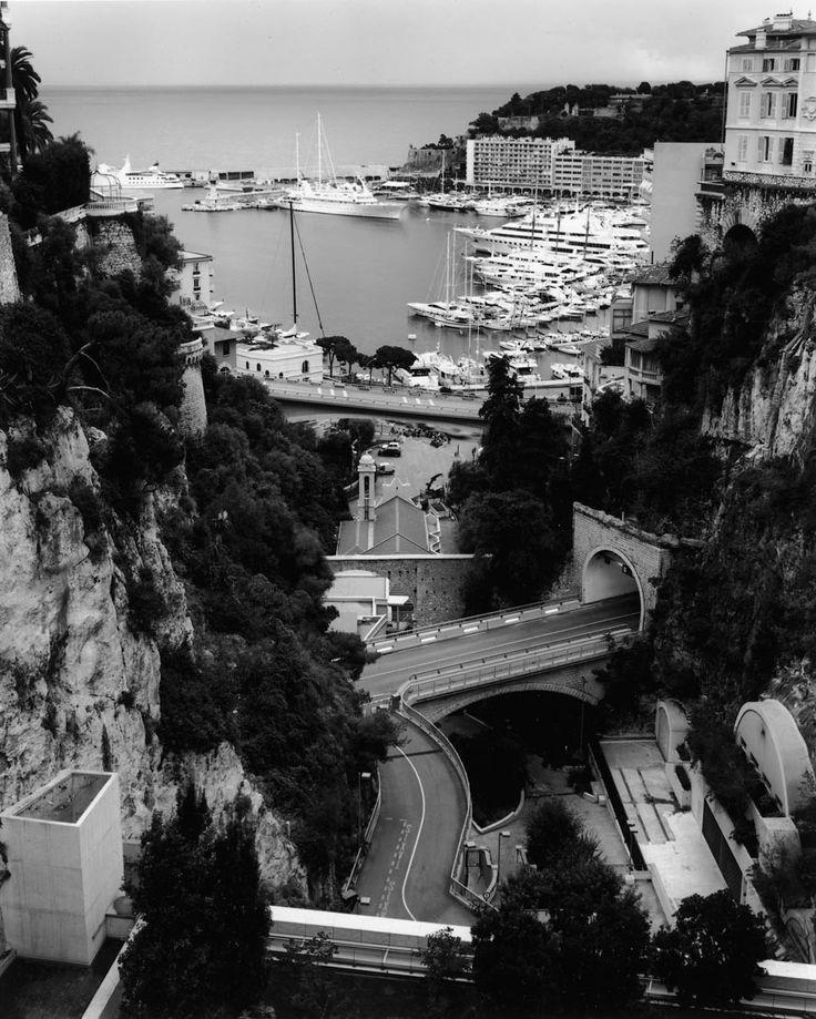 Monaco, by Gabriele Basilico
