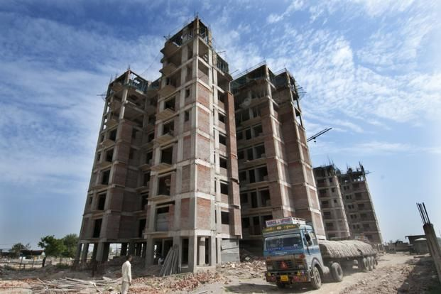 The real estate industry contributes about 7.8% to India's GDP and is the second-largest employment generator after the IT industry. Photo:…