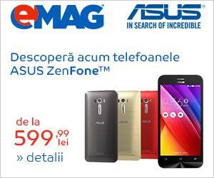 Produse din Telefoane Mobile ASUS - - eMAG.ro Iti doresti un telefon mobil nou? La eMAG, telefoanele mobile » Promotii » Brand ASUS » Vandut de eMAG au preturi avantajoase. Cumpara… EMAG.RO