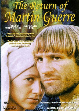 Le retour de Martin Guerre = The return of Martin Guerre / DVD 68 / http://catalog.wrlc.org/cgi-bin/Pwebrecon.cgi?BBID=3472504