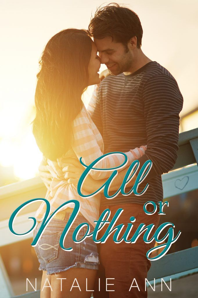 Book Blitz:: All Or Nothing by Natalie Ann