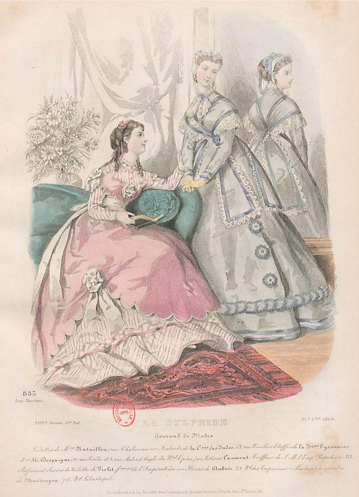 La Sylphide 1868