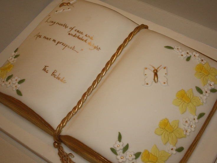 Open Book Cake Images : Open book cake. Book cakes Pinterest Open book, Open ...