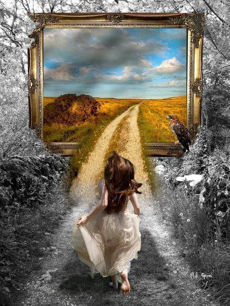 .: Artists, Little Things, Paths, Dreams, Digital Art, Happy Is, Photo, Painting, Alex O'Loughlin
