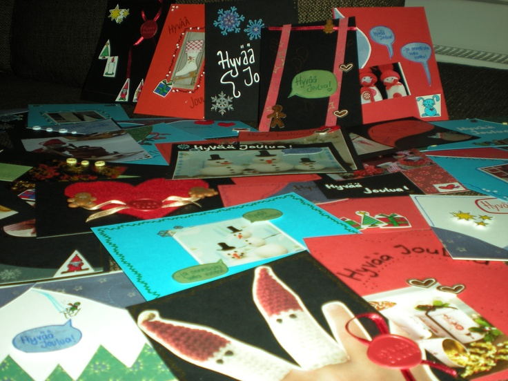 Christmas cards (year 2011 :D)