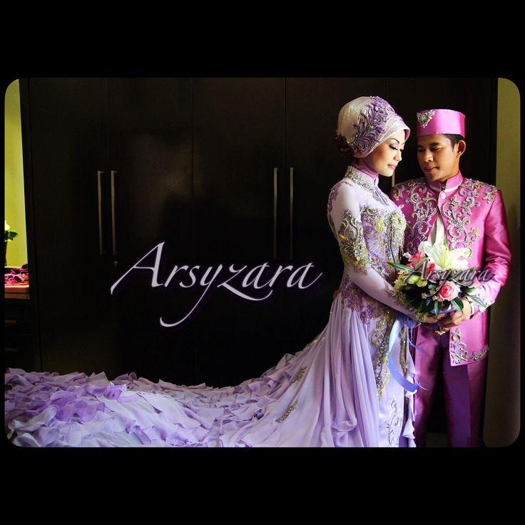 Arsyzara wedding kebaya