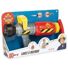 """Pistolet À Eau - Sam Le Pompier - Lance À Incendie - Smoby - Smoby - Toys""""R""""Us"""
