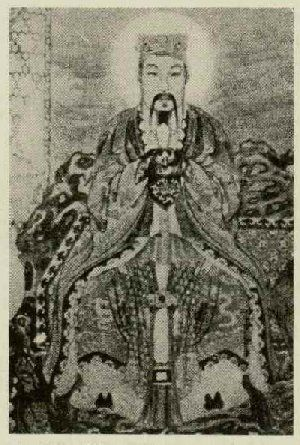 """The Yellow Emperor, Huang Ti, was himself 'a perfectly accomplished spirit' who was said to have invented the wheel, writing, ships, armor, the nine needles of acupuncture and many other scientific advances. His wife is credited with showing the Chinese how to rear silkworms on mulberry leaves to make silk."" He authored the Nei Ching or Cannon of Medicine also referred to as the Yellow Emperor's Inner Classic."