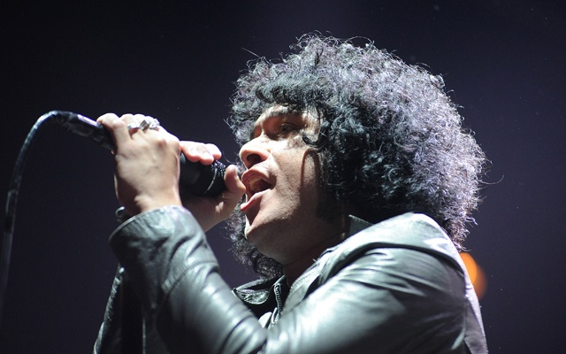 Cedric Bixler-Zavala on the Future of At the Drive-In