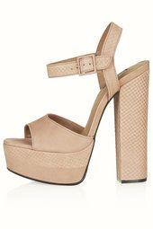 Topshop LOPEZ Platform Sandals 80,00 €