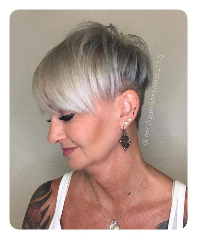 Pin En Going Grey