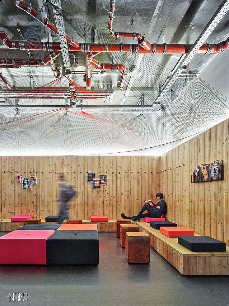Fancy Big Ideas Youthquake Hits Hostels and Dormitories