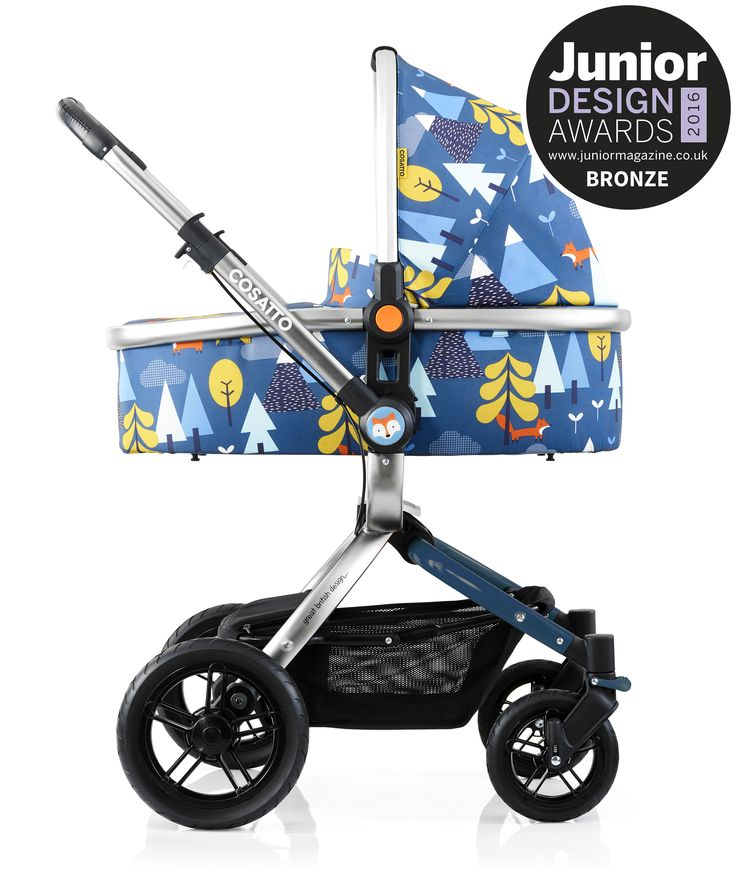 Ooba Fox Tale Travel System Just Escaped The City And Grew Multi Terrain Wheels
