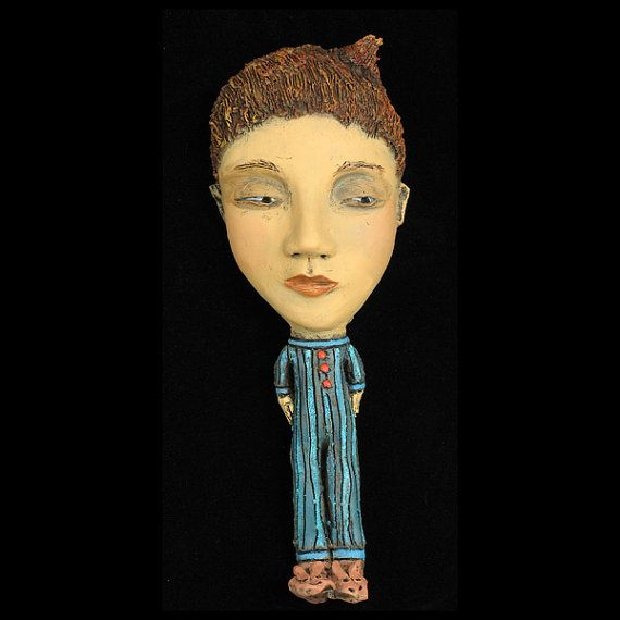 One of a Kind and Handmade Ceramic Works of Art by Barbara Hanselman on Etsy