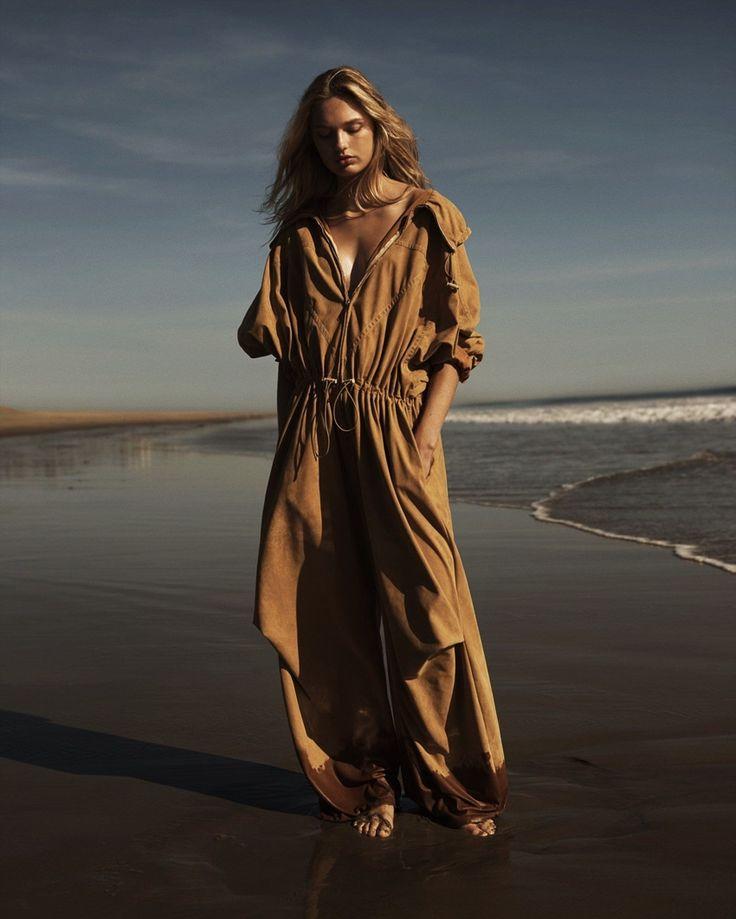 Vogue Netherlands June 2017 Romee Strijd by Jan Welters