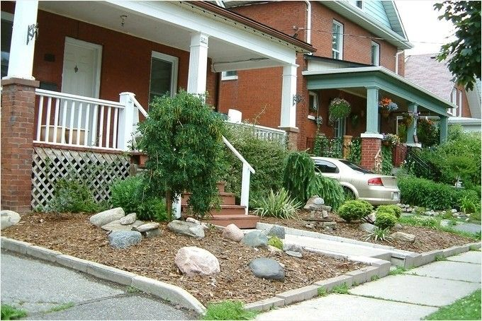 40 Unique No Lawn Front Yard Landscaping Ideas That Will ...