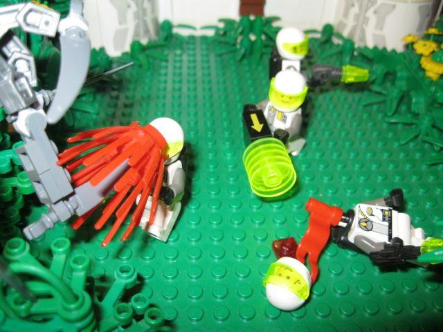 Bricks: Shrubberies, by Alex