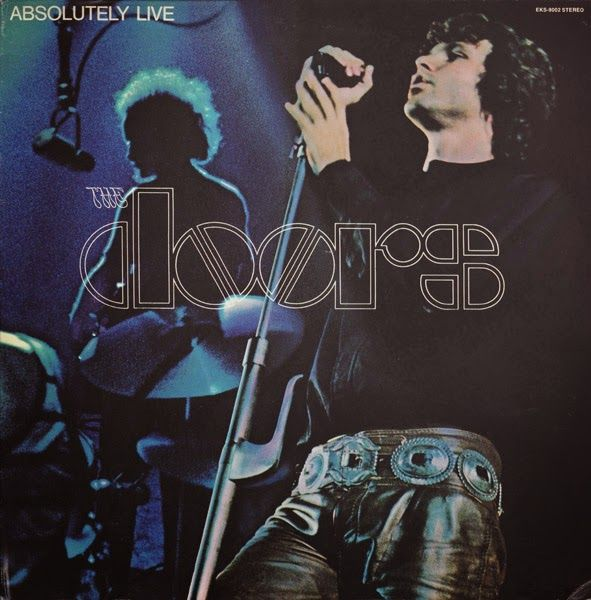 Vinyl Forever: Doors, The ‎– Absolutely Live LP 33 giri 1970