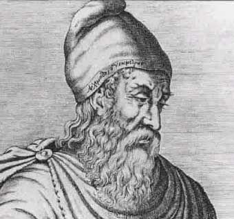 ARQUÍMEDES  determinó el valor de Pi y desarrolló el tornillo de Arquímedes