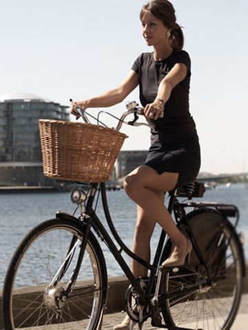 Victoria Classic - One fine ladyOur Victoria Classic vintage style ladies bicycle takes its curvilinear shape from the subtle, smooth lines of the female form. A beautiful and traditional Dutch style bike with a timeless, traditional aesthetic and flawless build quality, Victoria Classic is solid, durable and reliable with an exceptionally versatile load carrying capability. #MyTaiganFinds