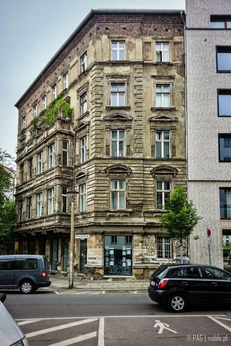 stara kamienica w berlinie