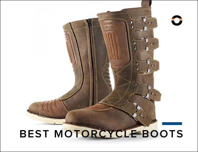These Boots Were Made For Riding: 5 Best Motorcycle Boots
