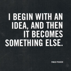 idea: Ideas, Inspiration, Quotes, Art, Thought, Word, Things, Pablo Picasso