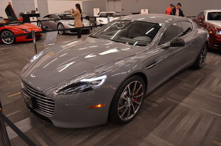 Aston Martin Ottawa Autoshow