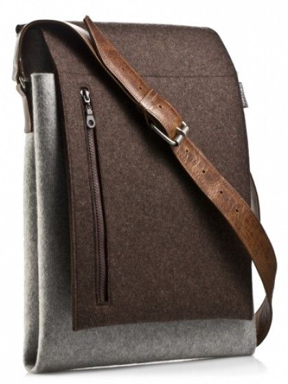 Messenger Bag. Smaller than usual but great for my bike rides.