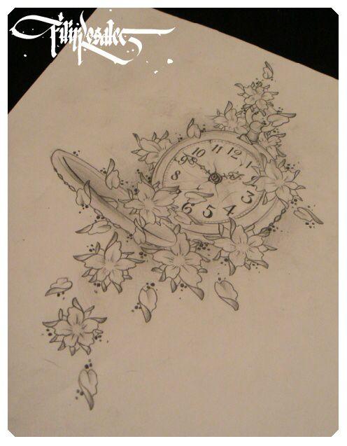 Flower compass.