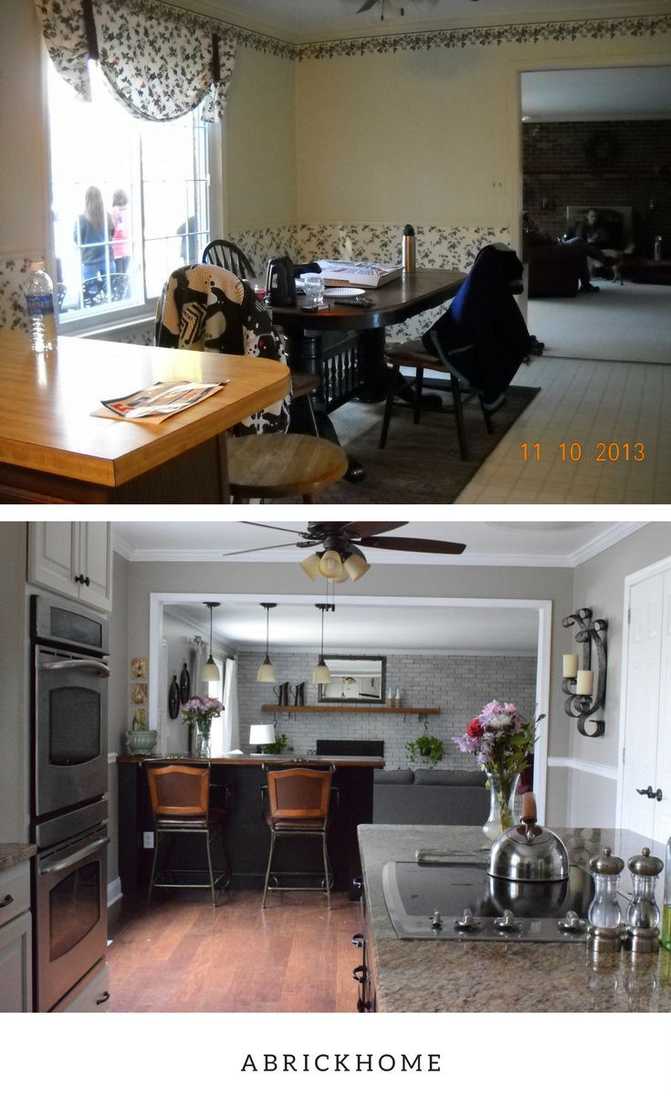 Kitchen Transformation Before And After: 32 Best TG Transformations Images On Pinterest