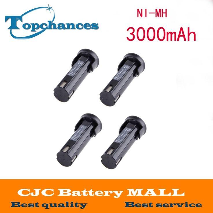 (64.62$)  Buy here  - 4x 3000MAH 2.4V Battery for MILWAUKEE 48-11-0100 6539-6 6540-1 6545-6 6546-1 NEW