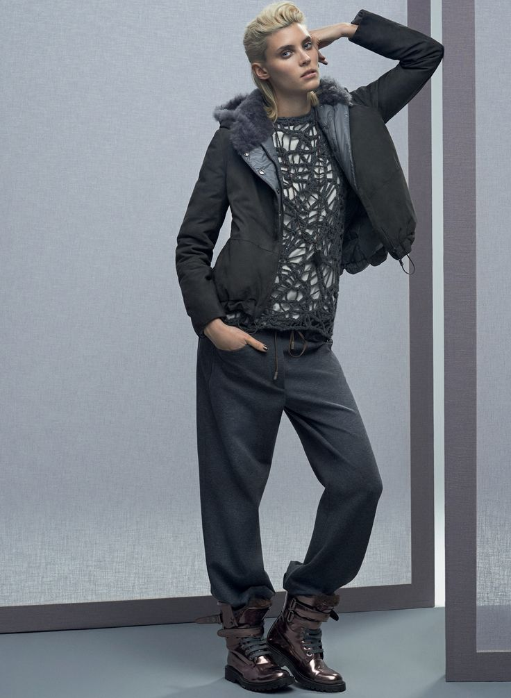 withoutstereotypes - Магия Кашемира ......... Brunello Cucinelli FW 2013-2014