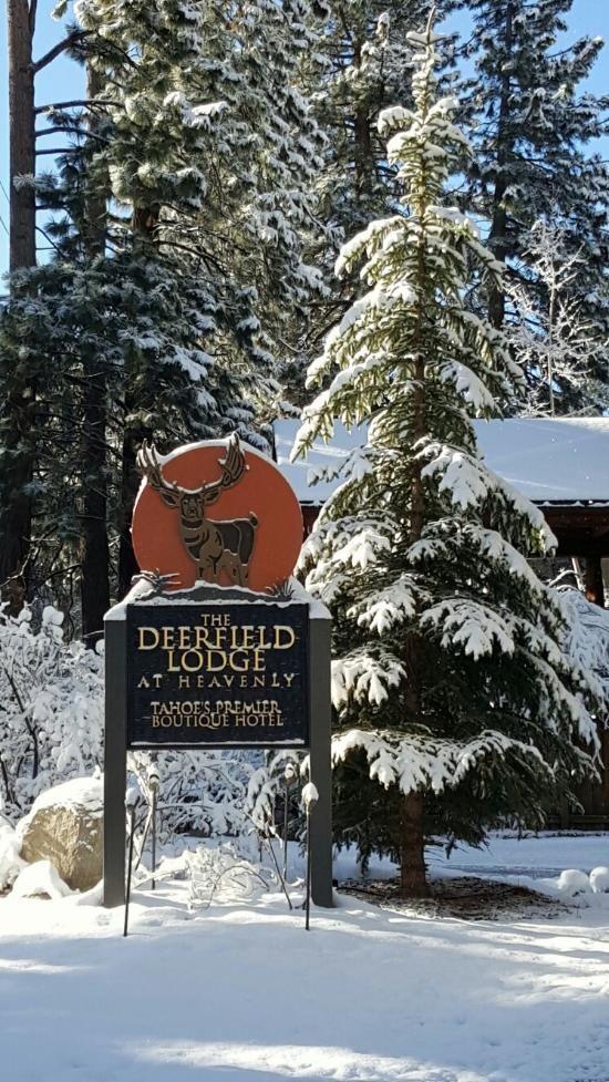 Deerfield Lodge at Heavenly (South Lake Tahoe, CA) - 2016 Hotel Reviews…