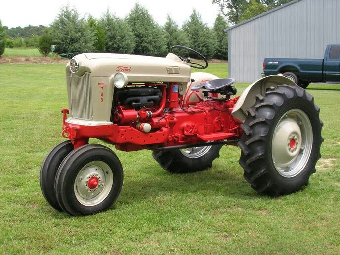Ford Row Crop Tractors : Best images about tractor ford on pinterest old