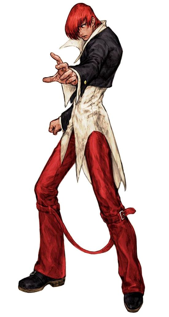 Iori Yagami (King of Fighters) - Pictures & Characters Art - Capcom vs. SNK