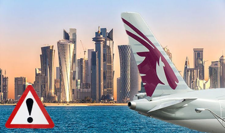 How safe is it to travel to Qatar? Foreign Office issues WARNING over flight ban crisis