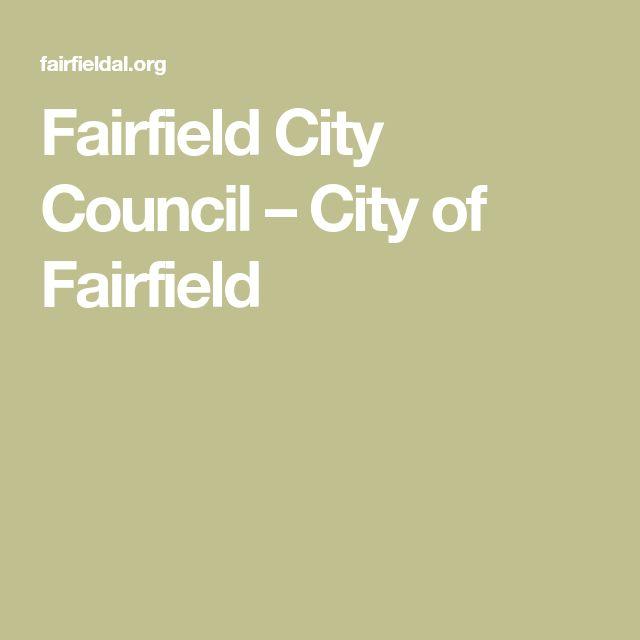 Fairfield City Council – City of Fairfield