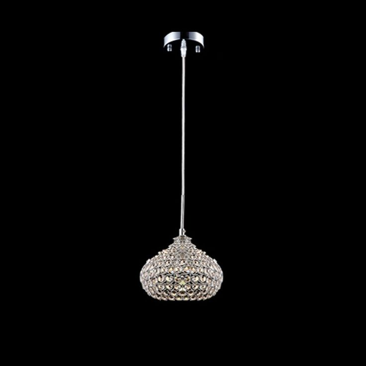 Kitchen Island Single Pendant Lighting: 1000+ Ideas About Crystal Pendant Lighting On Pinterest