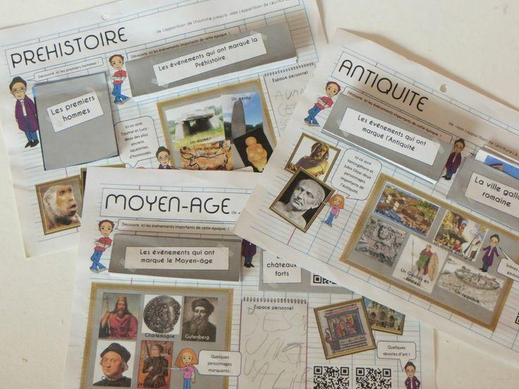 Frises historiques gratuites  antiquité, histoire, moyen-age, préhistoire, temps modernes