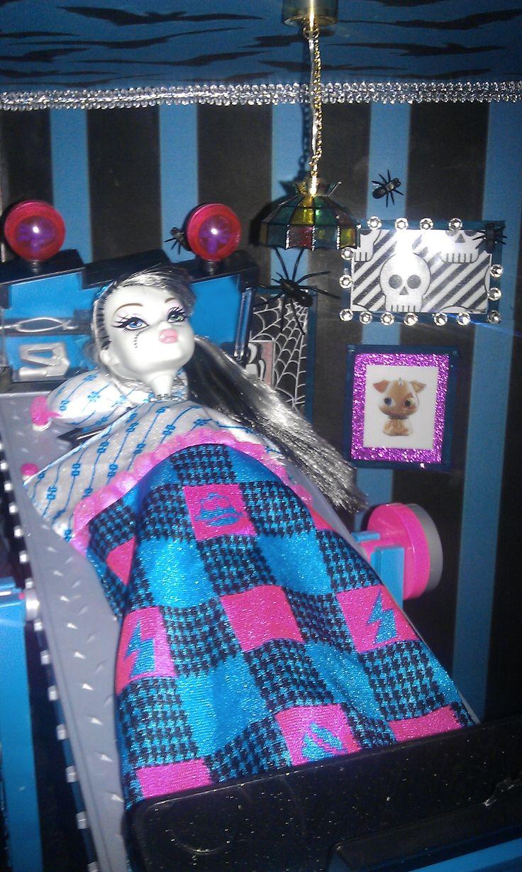 17 Best Monster High Dollhouse Ideas Images On Pinterest Monster