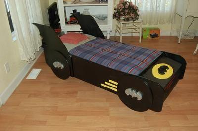 Batmobile Toddler Bed Cool Shit Toddler Bed Bed