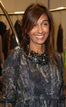 Consuelo Castiglioni (Marni) Ive got this fabulous snake print dress!