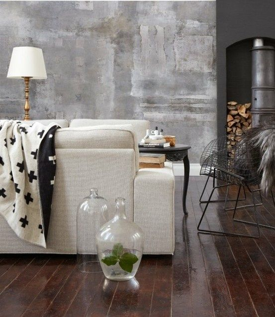 10 best Tapeten images on Pinterest Wall papers, Murals and Paint - steintapete beige wohnzimmer