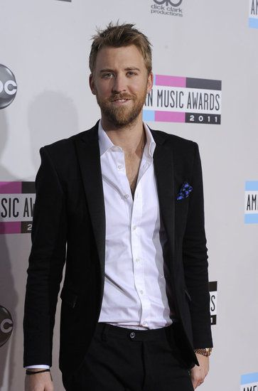 Charles Kelley - hair and facial hair