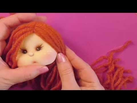 Peinados para la muñecas - Patrones gratis